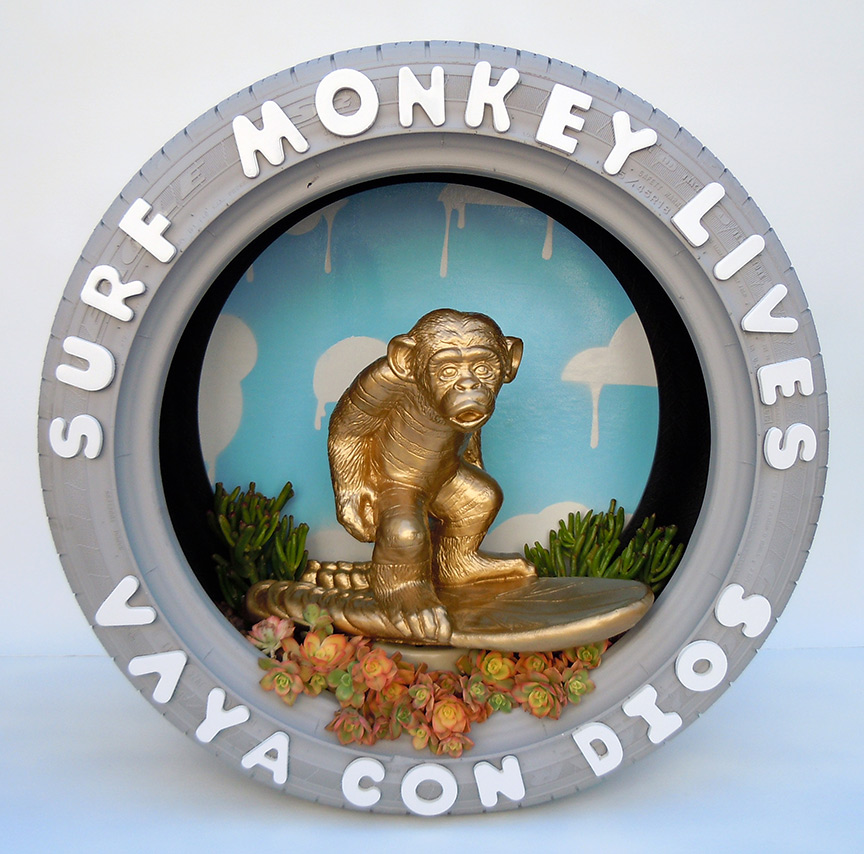 Vaya con Dios (Surf Monkey Lives)
