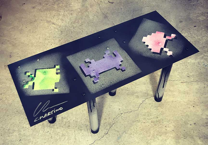 Game Over Table