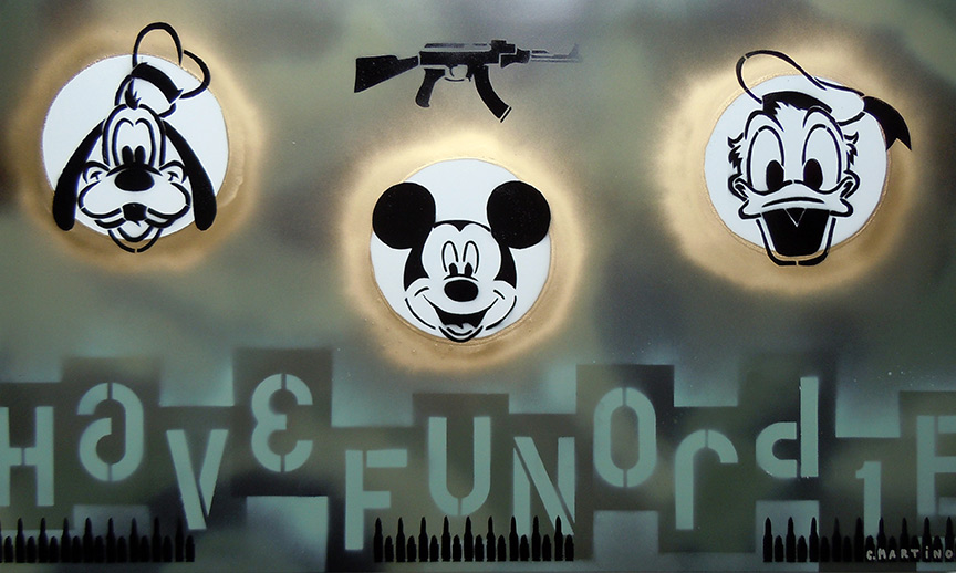 Disney Jihad (Have Fun or Die)