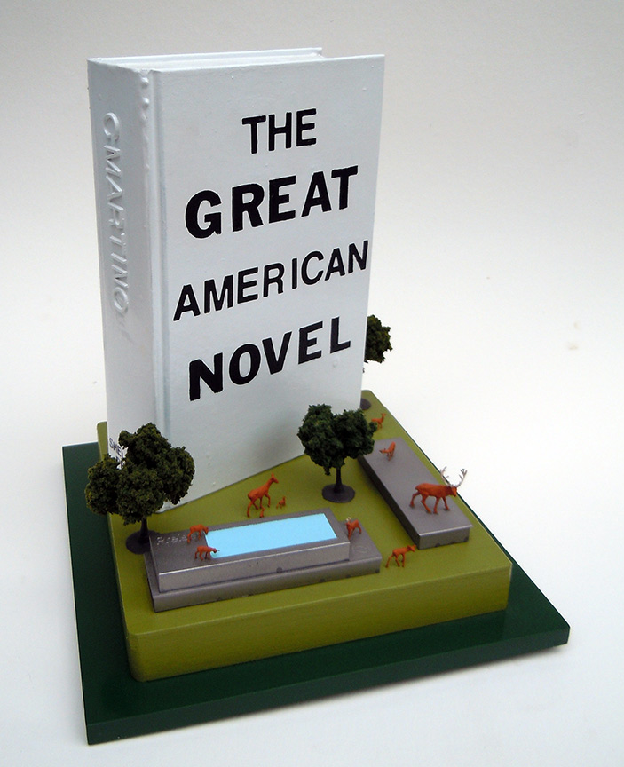 Shelf Life (The Great American Novel)